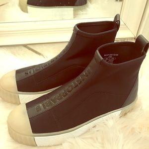 ZARA high top sneakers
